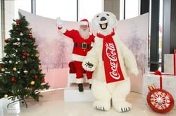 The Coke Bear