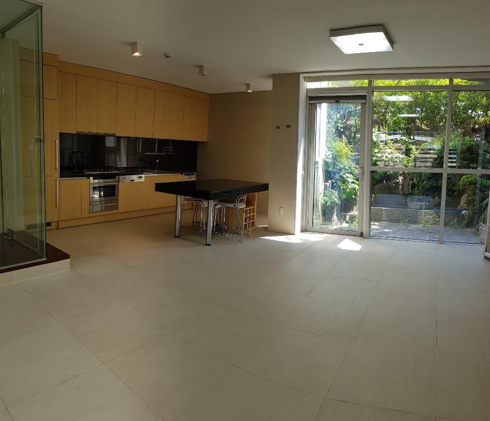 basement livingroom