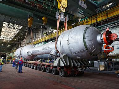 Перевозка негабаритных грузов по Москва-реке