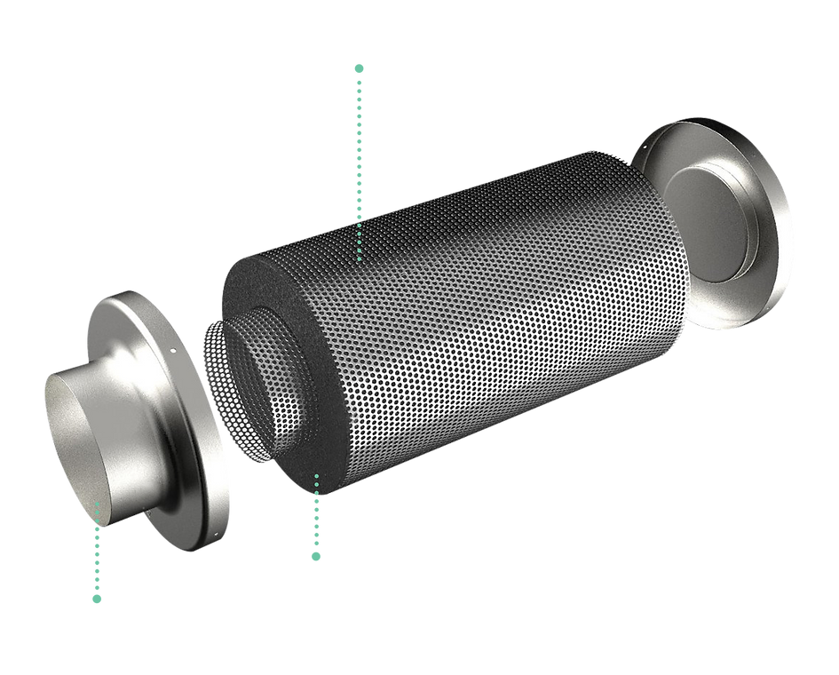iobionic carbon filter