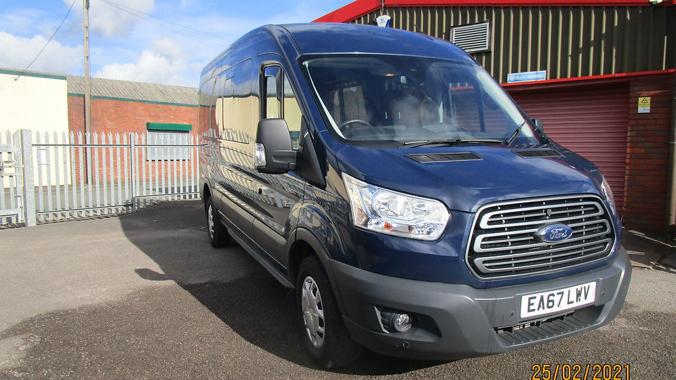 FORD TRANSIT 410 TREND ECONETICTECH