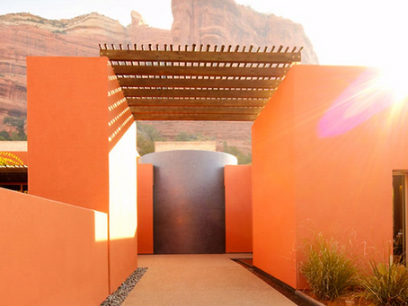 RELAX AND RECHARGE AT MII AMO SPA IN SEDONA