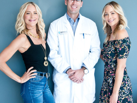 TRYING THE LATEST IN COSMETIC DERMATOLOGY WITH DR RYAN GREENE