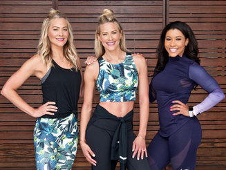 BODY BLAST WORKOUT WITH CELEBRITY TRAINER JEANETTE JENKINS