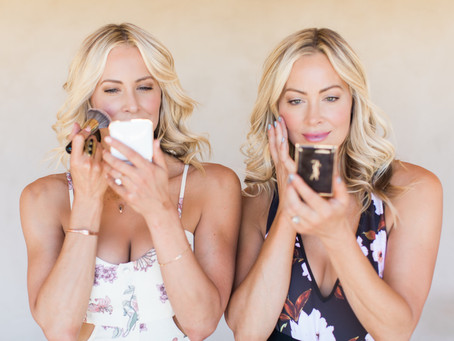 KEEP THE SUMMER GLOW GOING WITH OUR FAVE BRONZERS