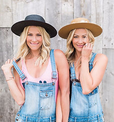 Brittany and Cynthia Daniel for The Sweet Life