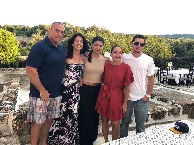 Mary's family