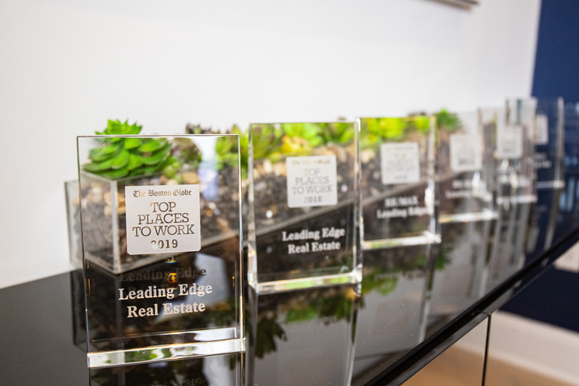 Leading Edge Real Estate Top Places to Work Awards