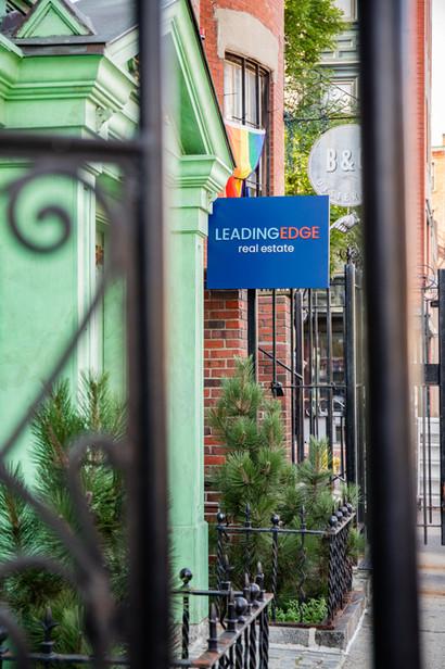 Boston Office Exterior