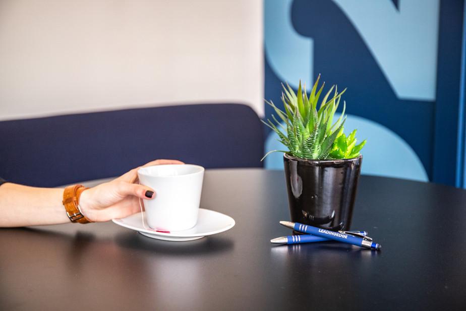 Leading Edge Melrose Office Cafe