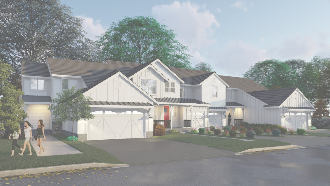 Lexington Meadows computerized rendering of home 2
