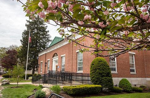 Downtown Lexington Post Office