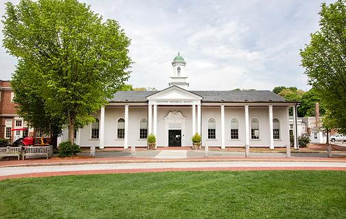 Lexington MA Historical Society, Lexington Depot