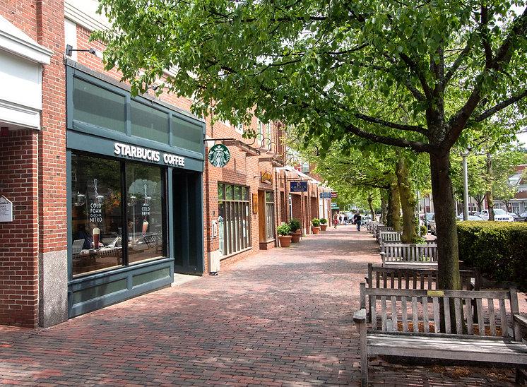 Downtown Lexington Shops