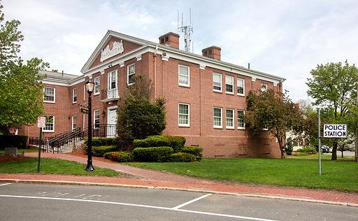 Lexington MA Police Station