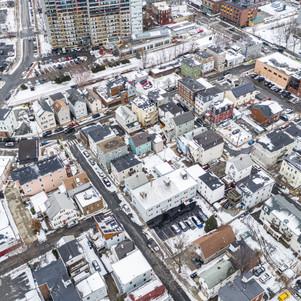 Porter Street - Drone Photo