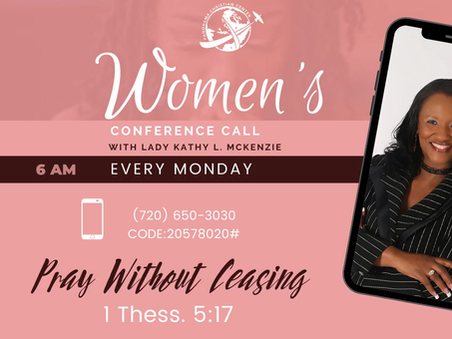 The Voice of God Speaks In The War Room-Lady Kathy L. McKenzie
