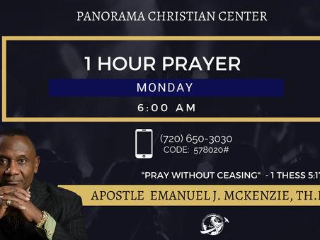 THE RAISING OF THE CONSCIOUS FROM DEATH: Apostle Emanuel J. McKenzie
