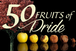 The Fifty Fruits of Pride