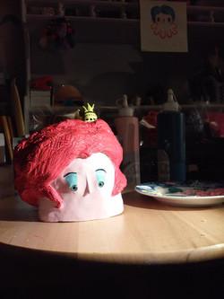 Rainha de Copas   Queen of hearts