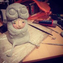 Menino-Mocho   The owl boy