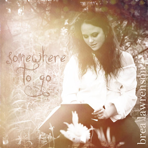 Somewhere To Go CD