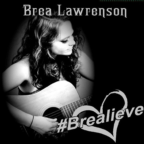 #Brealieve CD