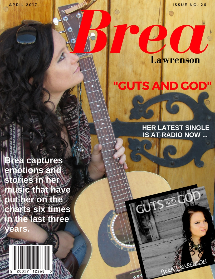 Brea Guts And God