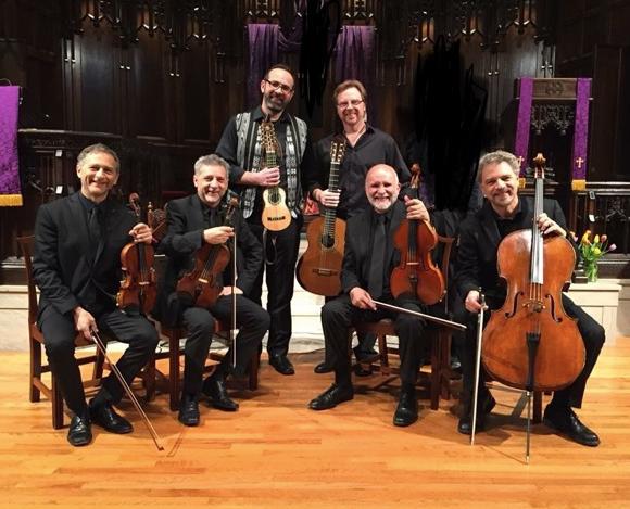 Alturas Duo with Cuarteto Latinoamericano