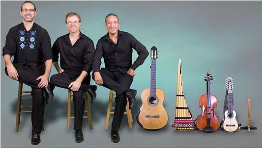 Alturas Duo with Gonzalo Cortés (Elqui Trio)