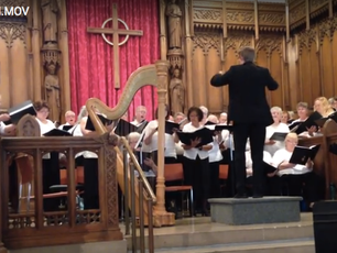 """Bless the Lord"" performed by Festival Celebration Choir"