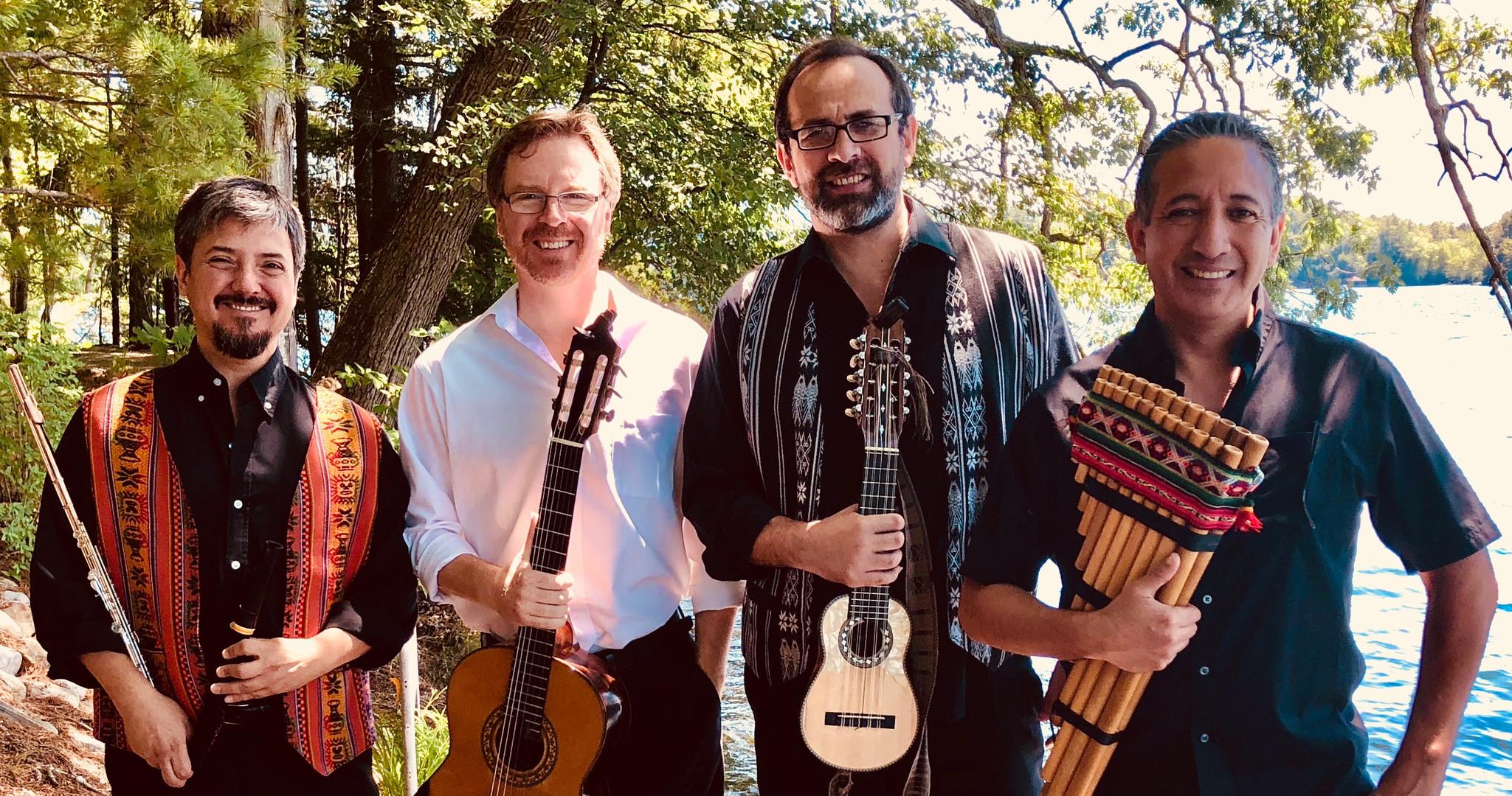 Alturas Duo with Ignacio Lagos and Gonzalo Cortés