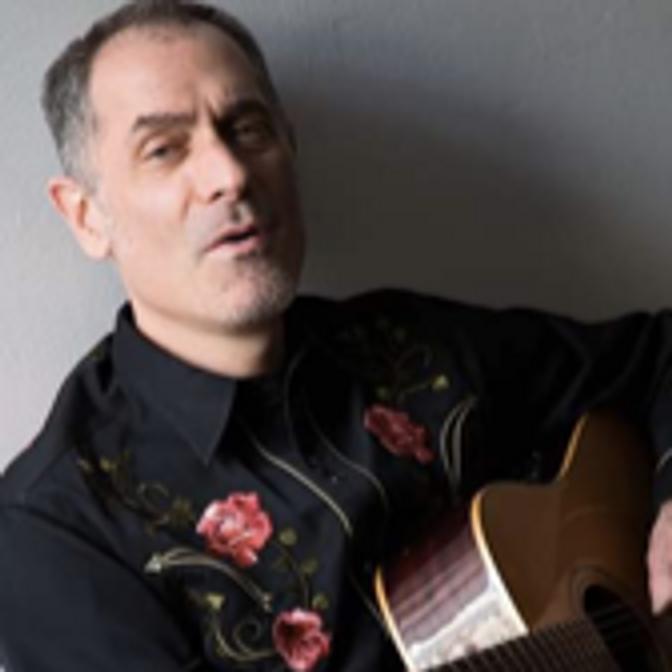 Singer-Songwriter Garry Novikoff