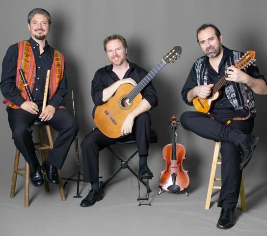 Alturas Duo with Ignacio Lagos