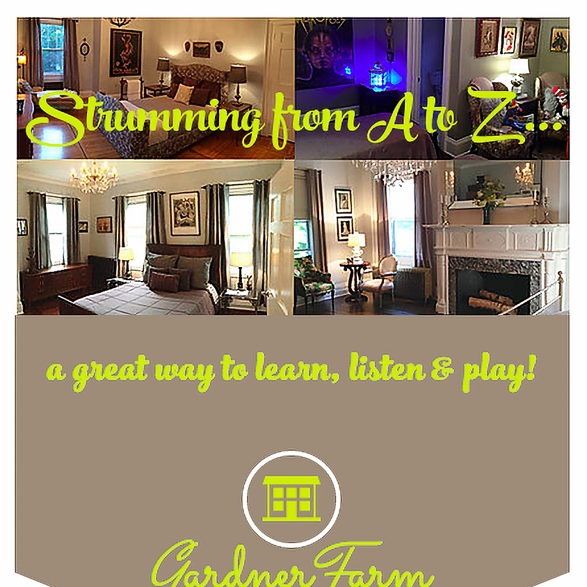Register for A to Z ... if Staying at the Inn