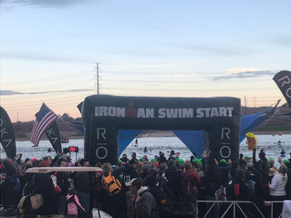 What I learned from my husband's IronMan experience