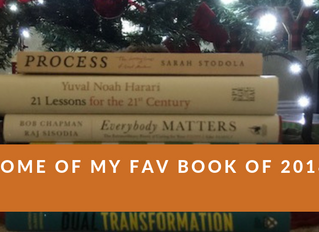 Some of my Favorite Books in 2018