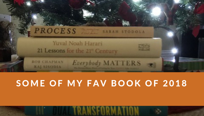Favorite business nonfiction books of 2018