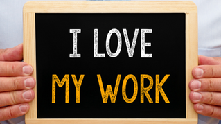 Is loving your job a real thing?