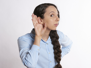 Organizations don't know what they are missing by not listening