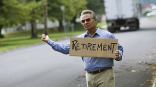 Why do so many daydream about retirement ?