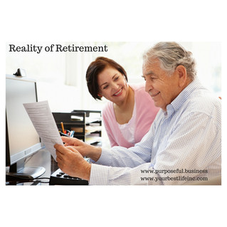 Retirement is a scam
