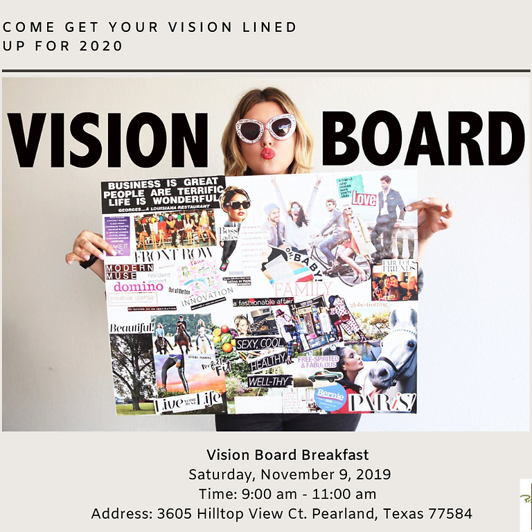 Vision Board Breakfast