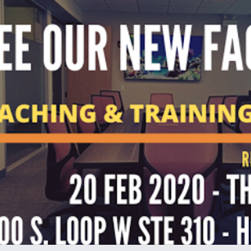 Training Center Reveal
