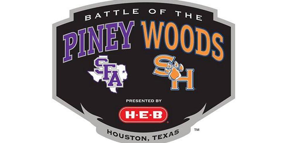 "Battle of the Piney Woods ""Meet The SFA & SHSU Authors"""