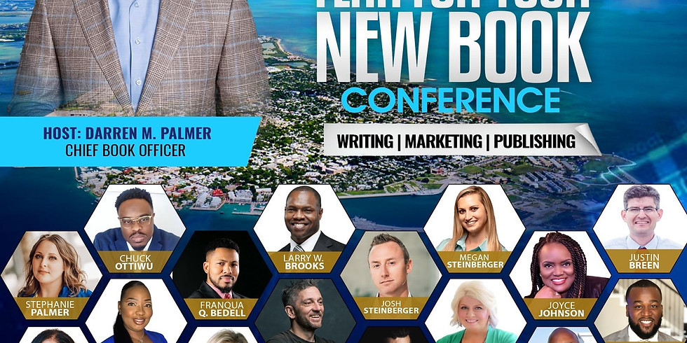 This Is The Year For Your New Book Conference 2021