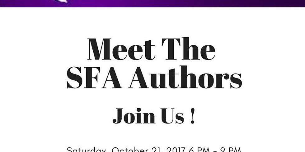 "SFA Homecoming 2017 ""Meet The Authors"""