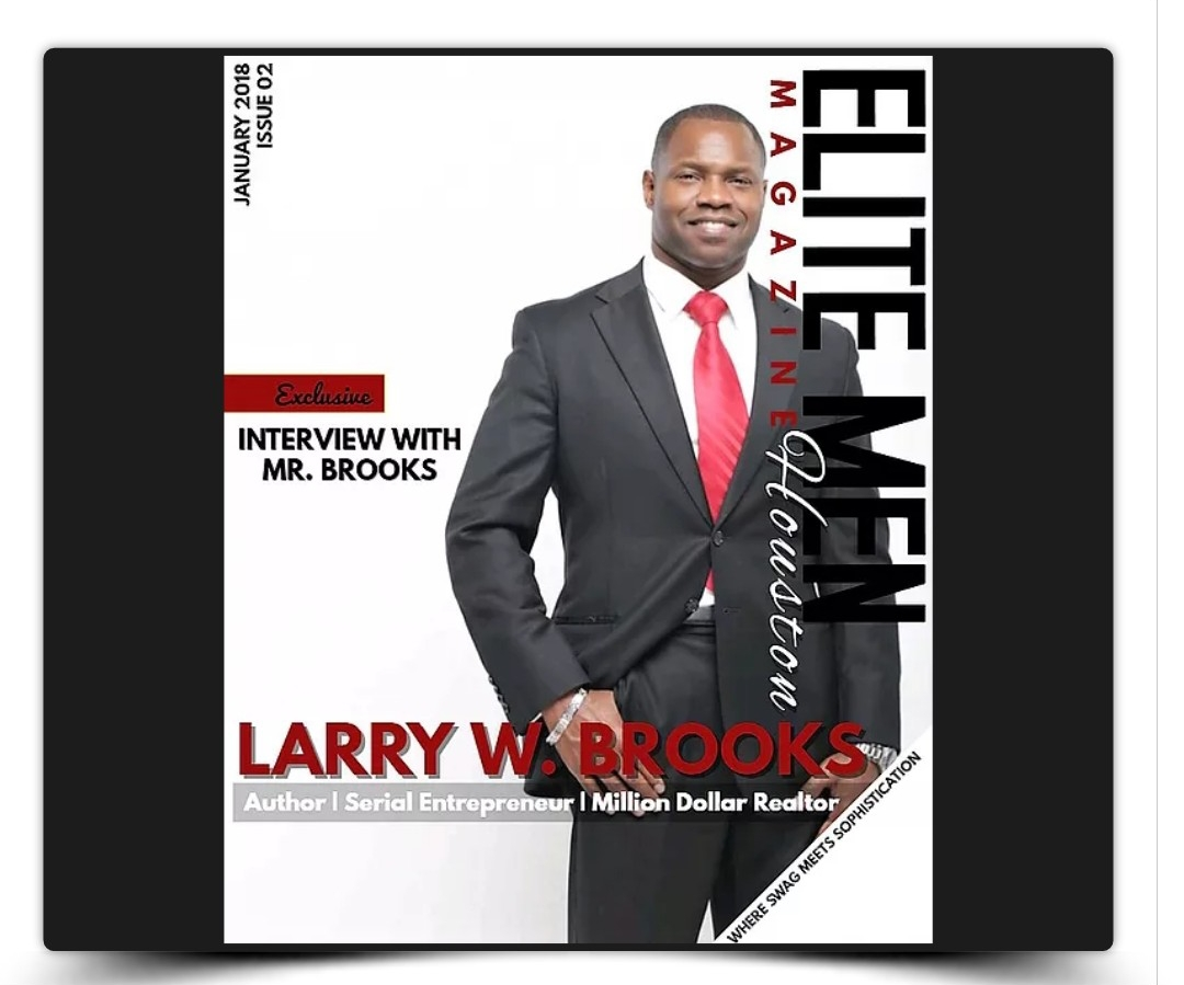 January Issue Elite Men of Houston Magazine