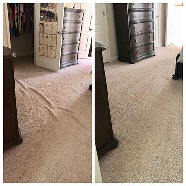 carpet stretching lake of the ozarks