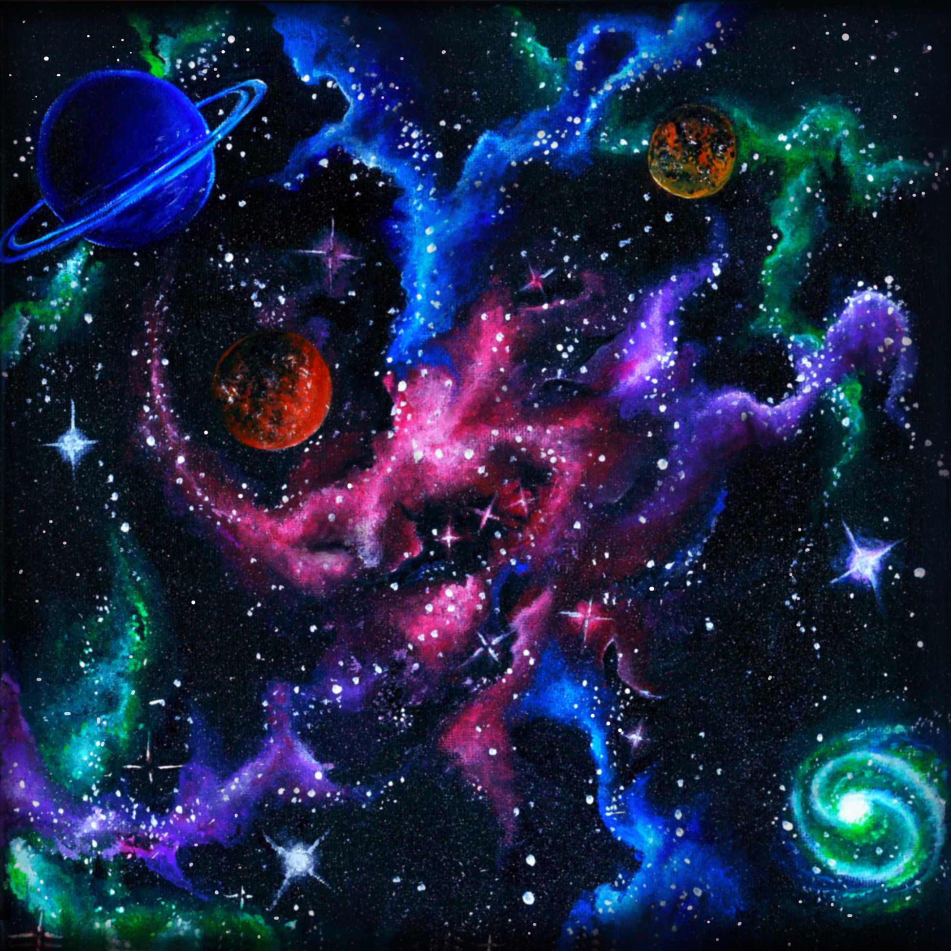 Glimpse of the Galactic
